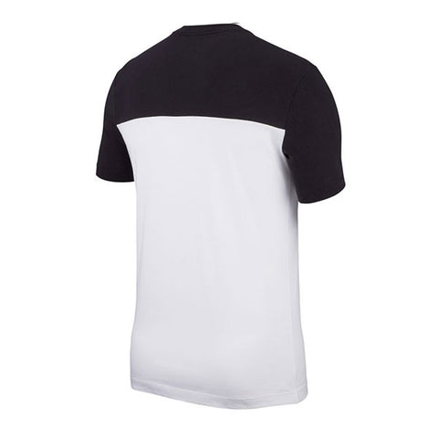 Nike Windrunner Tee Black White Cool Grey