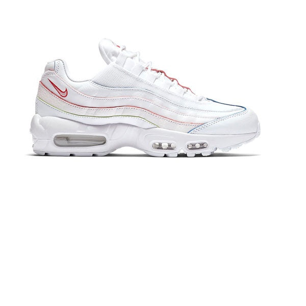 new styles 18abe 8f214 Nike W Air Max 95 SE White White