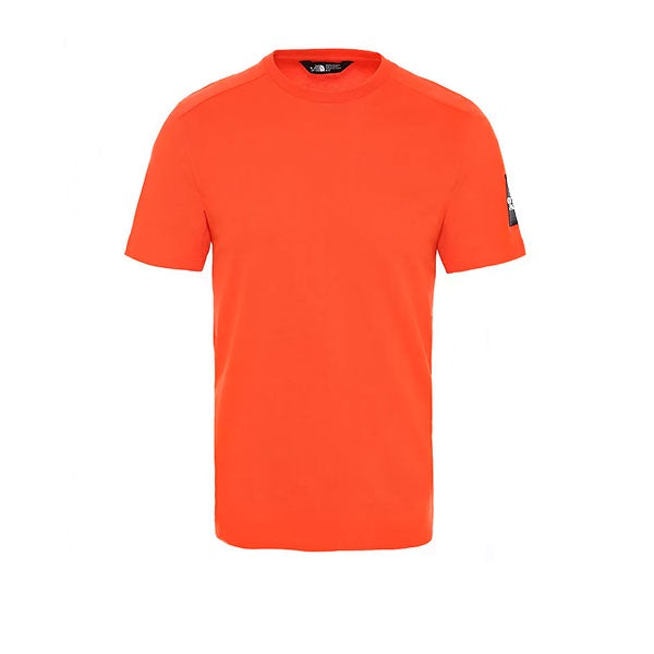 The North Face Fine 2 Tee Tangerine Tango