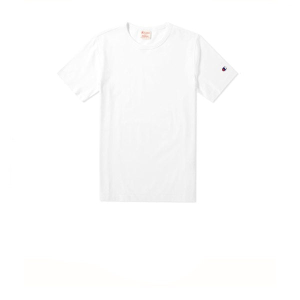 Champion Basic Crewneck T-Shirt White