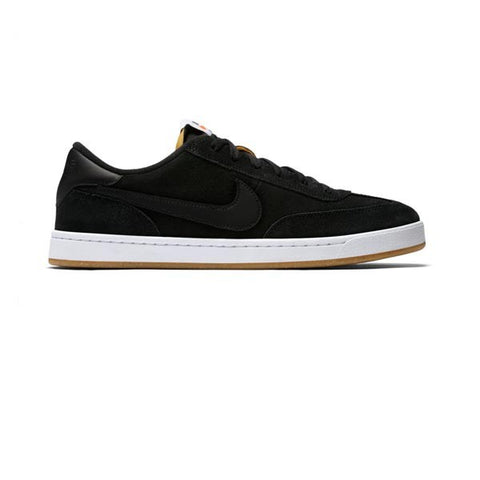 Nike SB FC Classic Black White Vivid Orange