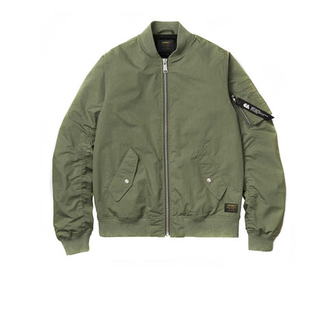 Carhartt Adams Jacket Green - Kong Online