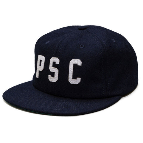 Polar PSC Ground Crew Wool Cap Navy Grn - Kong Online - 1