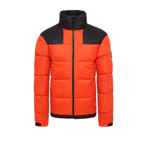 The North Face Lhotse Jacket Tangerine Tango