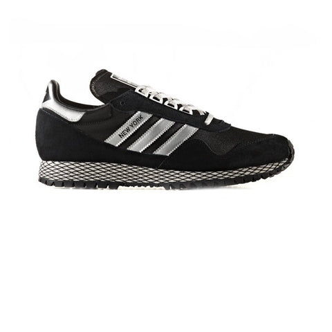 Adidas New York Black Silver Black