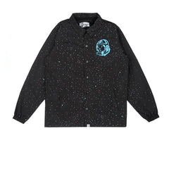 BBC Galaxy Coach Jacket Black