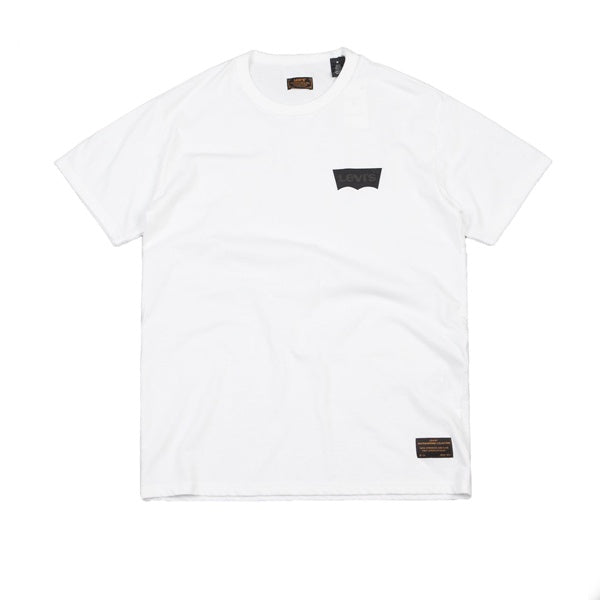 Levis Skate Graphic S/S Tee White