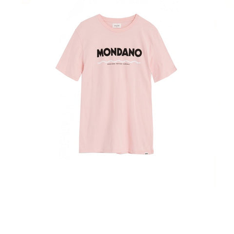 WOOD WOOD Mondano T-Shirt Light Pink