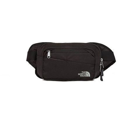 The North Face Bozer Hip Bag II TNF Black High Rise Grey