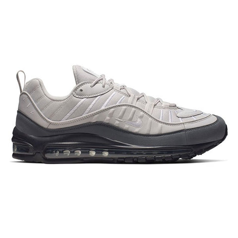 Nike Air Max 98 White Vast Grey Dark Grey