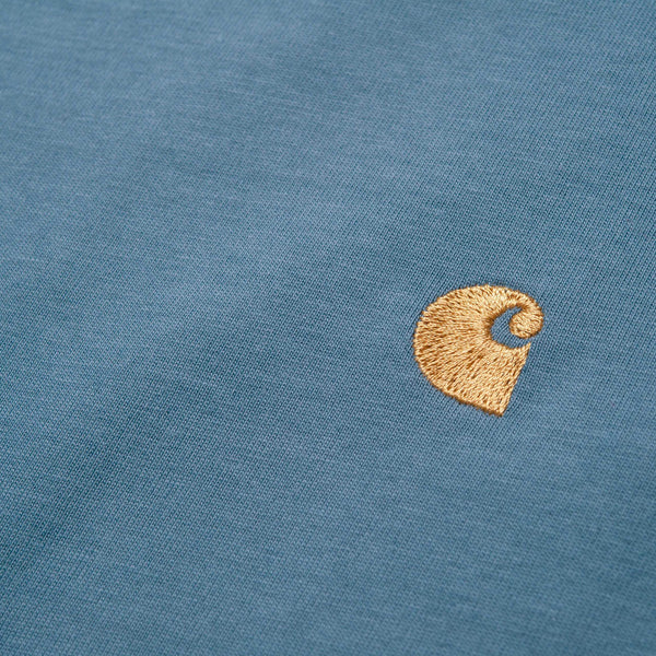 Carhartt S/S Chase T-Shirt Mossa Gold