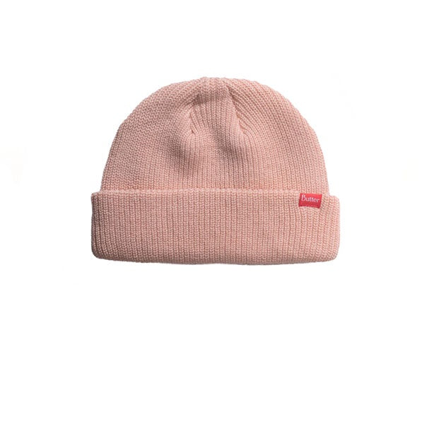 Butter Goods Wharfie Beanie Peach