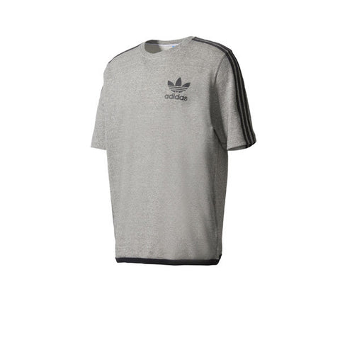 Adidas AC Boxy Terry T Grey