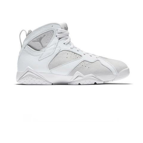 Air Jordan 7 Retro White Metallic Silver