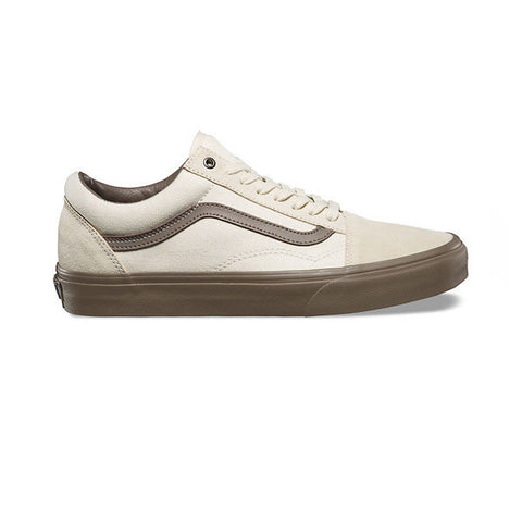 Vans Old Skool (C&D) Cream Walnut