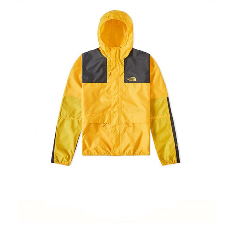 The North Face 1985 Mountain Jacket TNF Yellow Black