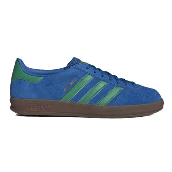 Adidas Gazelle Indoor Lush Blue Bold Green