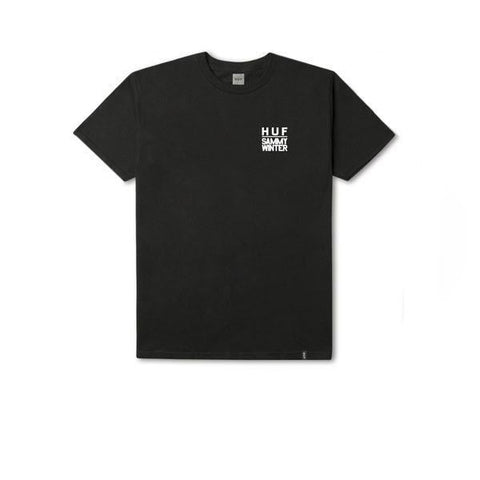 HUF x Sammy Tee Black