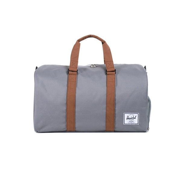 Herschel Novel Duffle Grey Tan