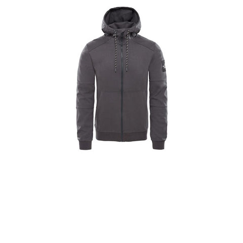 The North Face Fine FZ HD Asphalt Grey