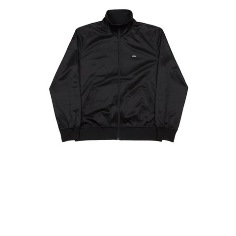 Stussy Textured Rib Track Jacket Black