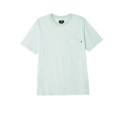Obey Wisemaker Pocket Tee Mint Multi