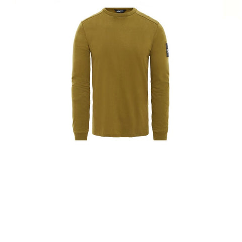The North Face L/S Fine 2 Tee Fir Green