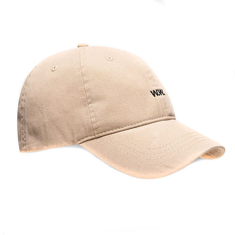 WOOD WOOD Low Profile Cap Taupe
