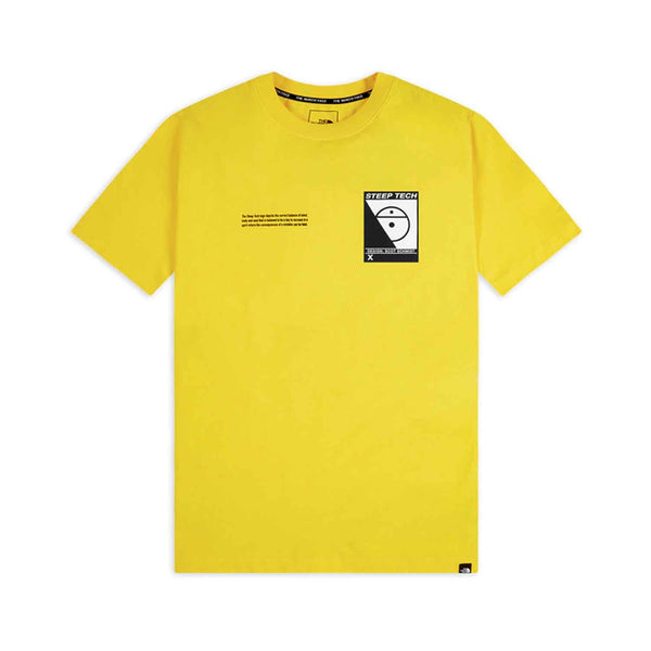 The North Face SS Steep Tech Tee Lightning Yellow