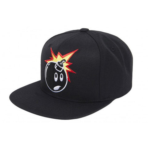 The Hundreds Forever Adam Snapback Black - Kong Online - 1
