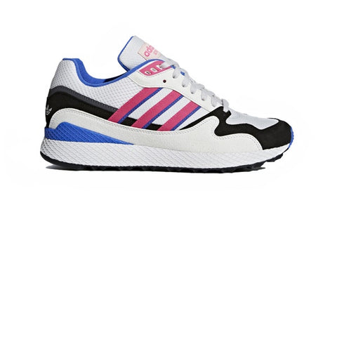 Adidas Ultra Tech Crystal White Shock Pink Core Black