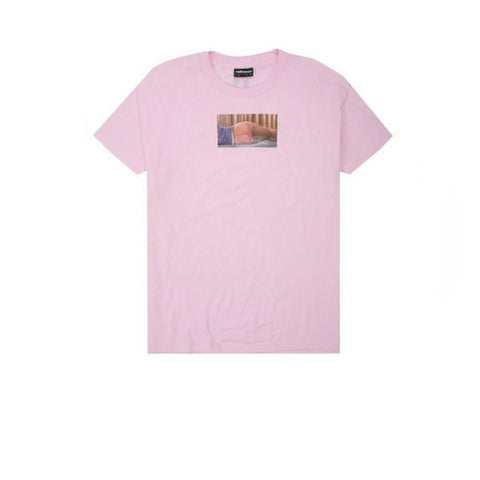 The Hundreds Charlotte T-Shirt Pink