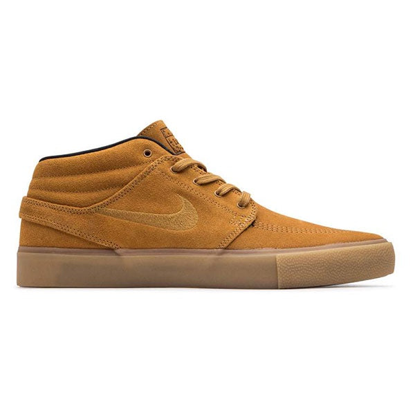 Nike SB Zoom Janoski Mid RM Wheat Black Gum
