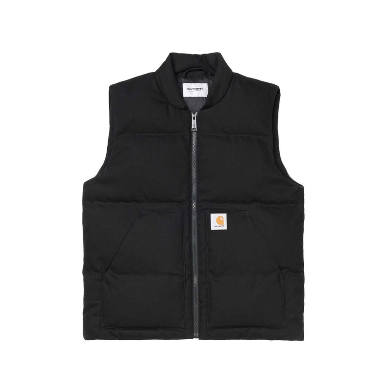 Carhartt WIP Brooke Vest Organic Cotton Black