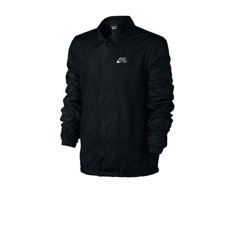 Nike SB Sheld Jacket Coaches Black Cool Grey