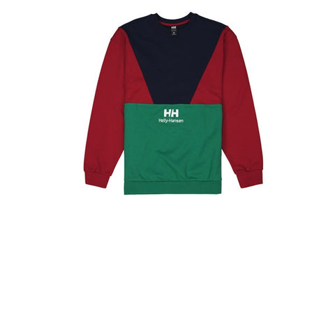 Helly Hansen Urban Retro Sweat Pepper Green