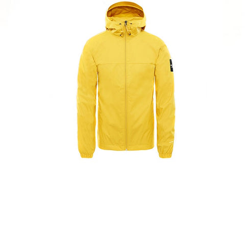The North Face Mountain Q Jacket Leopard Yellow