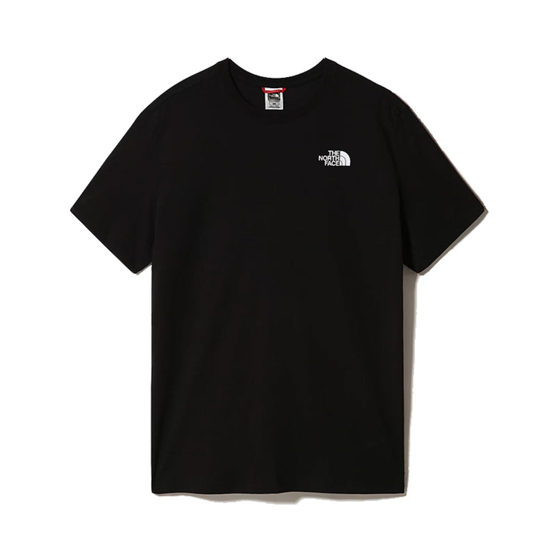 The North Face Throwback Tee Black