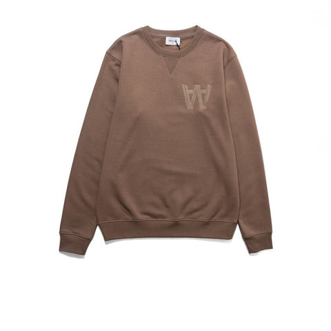 WOOD WOOD Houston Sweatshirt Khaki