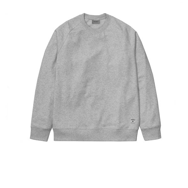 Carhartt Holbrook Sweat Grey Heather