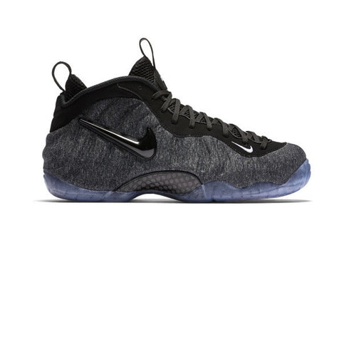 Nike Air Foamposite Pro Dk Grey Heather Black