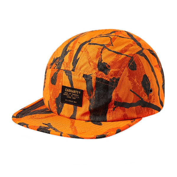 Carhartt Military Cap Camo Tree Orange