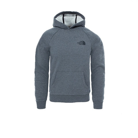 The North Face Raglan Red Box HD Grey Heather