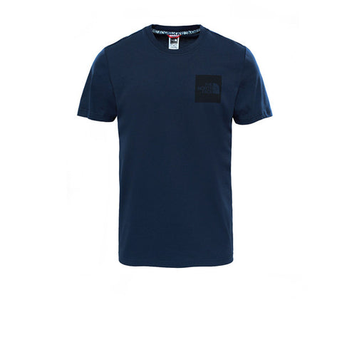 The North Face S/S Fine Tee Urban Navy