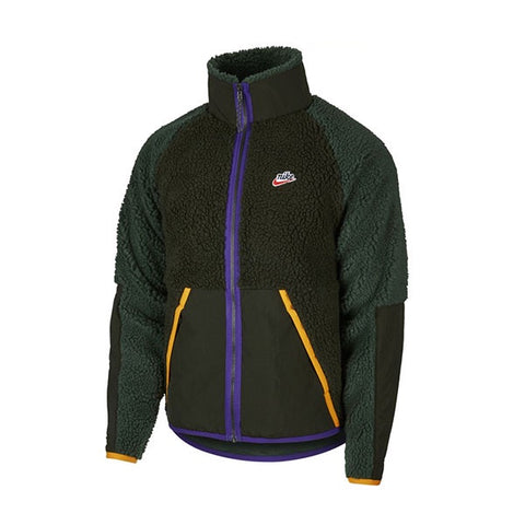 Nike He Winter Jacket Sequoia Galatic Jade