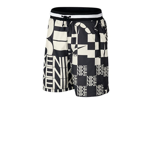 Nike NSP Short AOP Scorp Black White