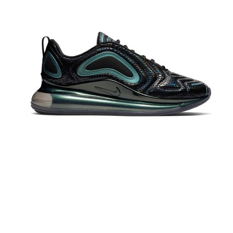 Nike Air Max 720 Black Metallic Silver