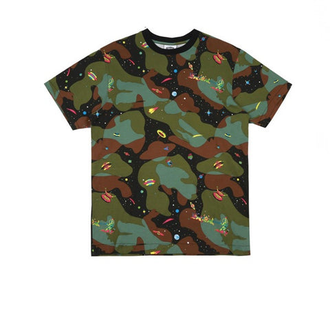 BBC Space Camo All Over Print T-Shirt Camo
