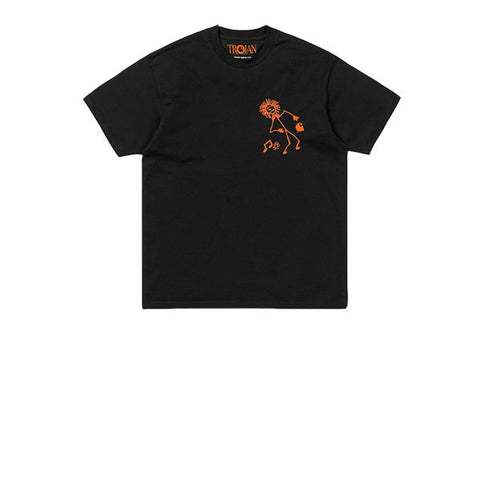 Carhartt S/S TROJAN King Of Sound Black