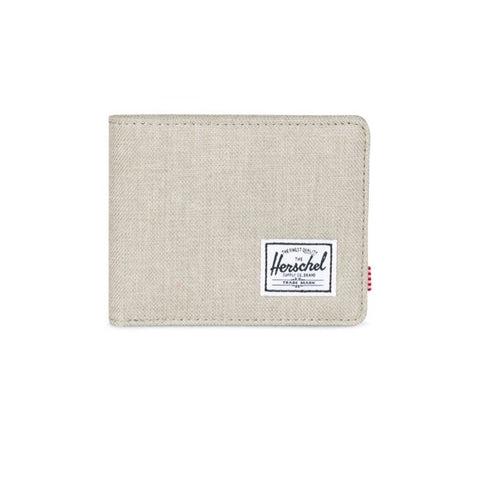 Herschel Roy RFID Light Khaki Crosshatch